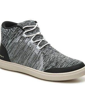 NEW Robert Wayne Fenmore Mesh High Top Sneaker